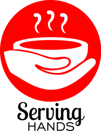 Serving Hands logo